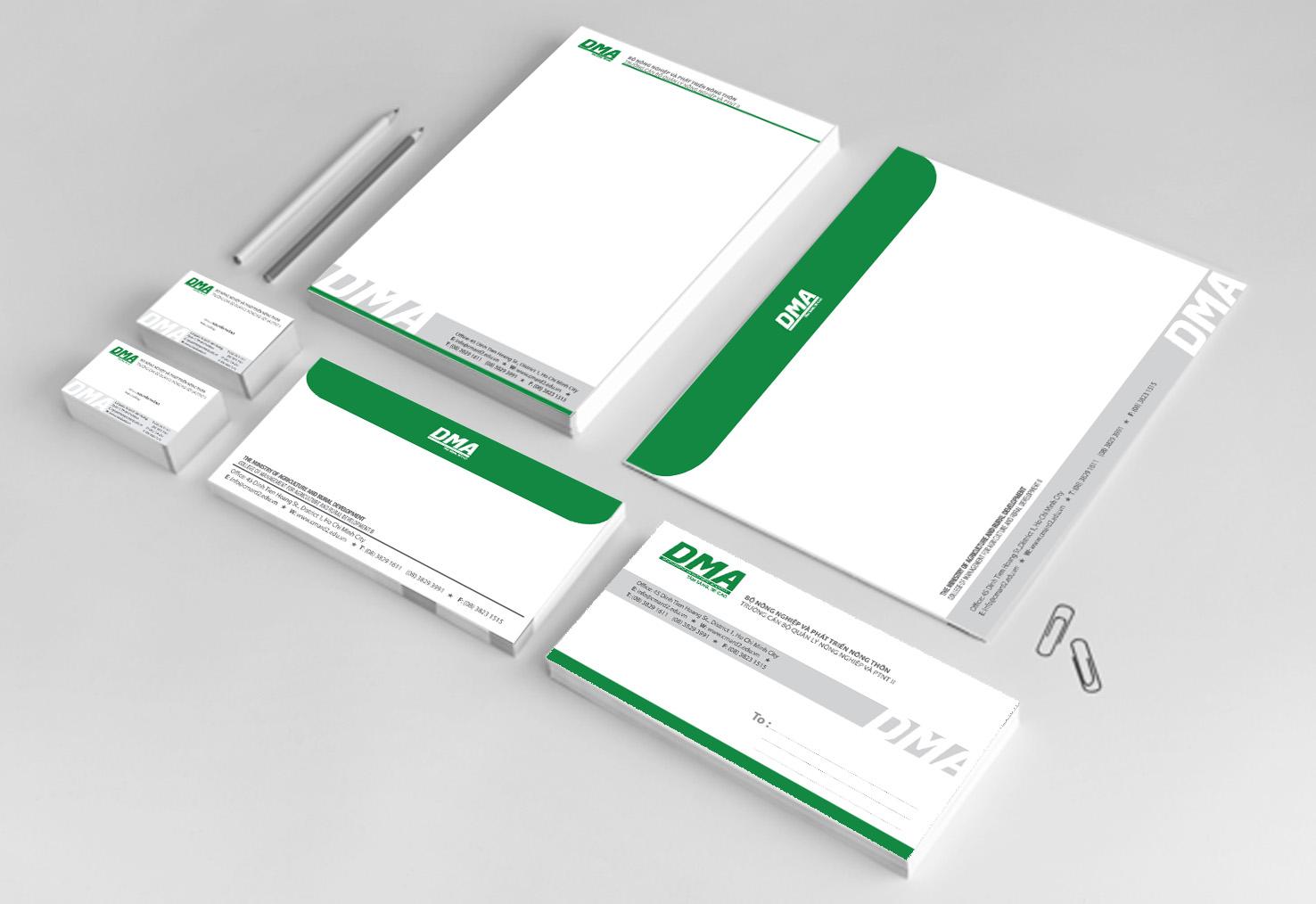 Nhu cầu in giấy biểu mẫu tiêu đề ở tp hcm