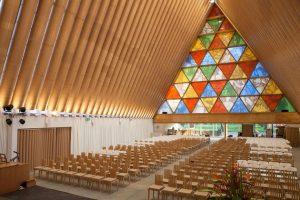Những công trình kiến trúc bằng giấy carton