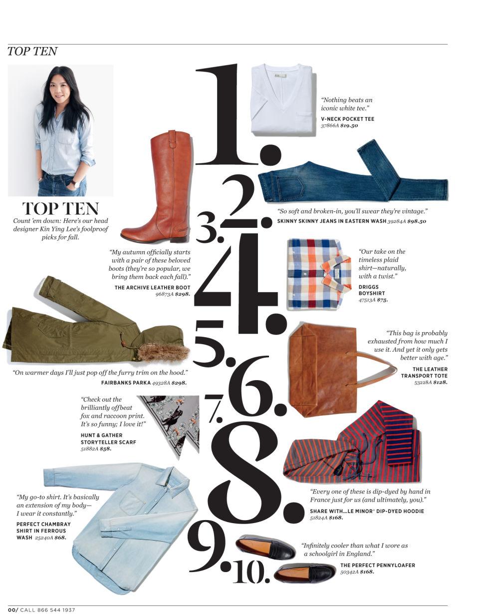 In catalogue thời trang chuyên nghiệp