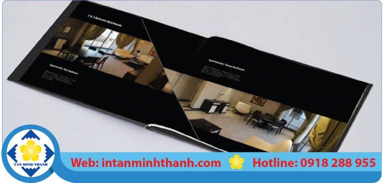 Công ty in brochure giá rẻ tphcm
