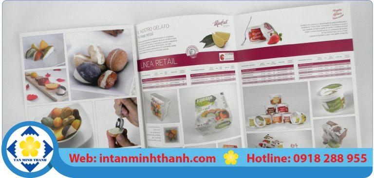 Thiết kế in brochure cho lĩnh vực dược phẩm cần chú ý điều gì?
