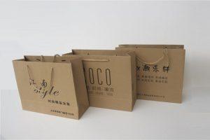 Quy trình in túi giấy kraft