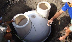 Một số lưu ý về hầm biogas composite trong chăn nuôi