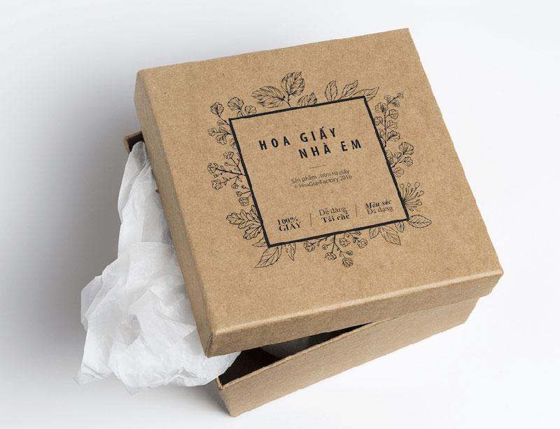 Thúc đẩy doanh số bán hàng bằng sản phẩm hộp giấy đựng mỹ phẩm đẹp
