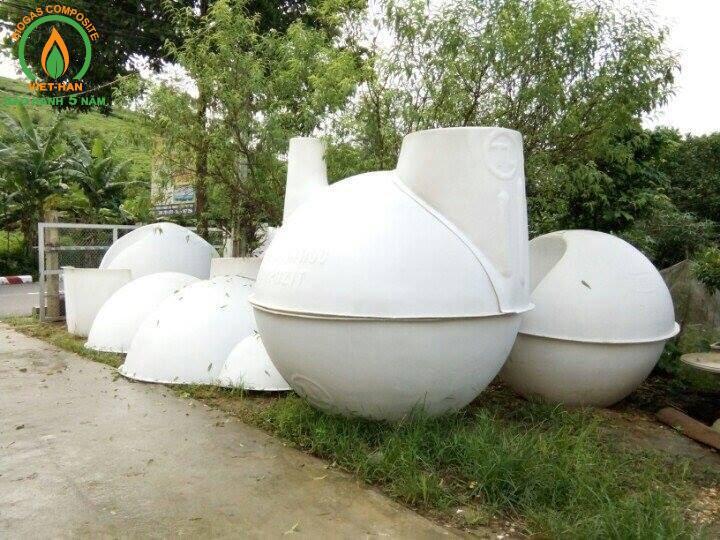 Những lưu ý quan trọng khi xây dựng hầm biogas composite