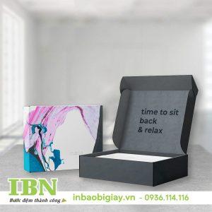 Đặt in hộp giấy giá rẻ hcm