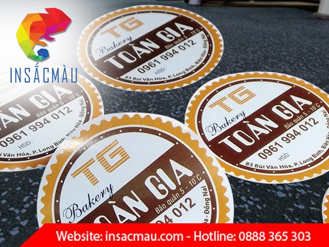 Những chất liệu phù hợp với việc in tem nhãn cho sản phẩm
